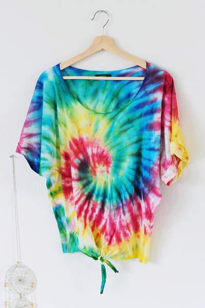 Regenbogen T Shirt